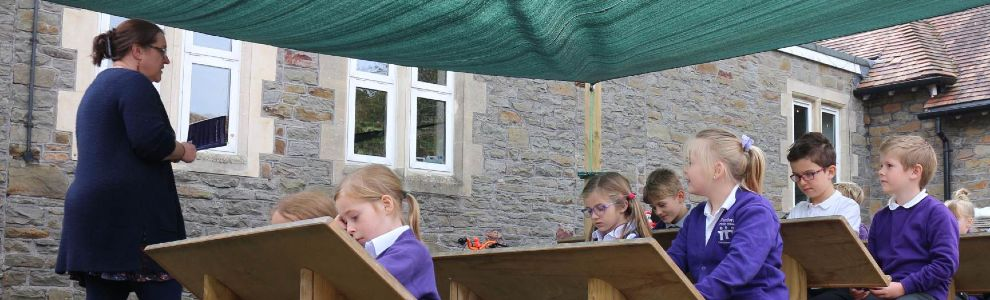 Life at Pensford Primary School
